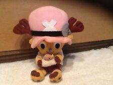 "One Piece Plush Chopper Plush 7"" Banpresto Japan TV Animation Character Toy"