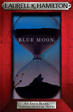 Blue Moon by Laurell K. Hamilton (Paperback, 2010) New Book