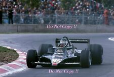 Jean-Pierre Jarier JPS Lotus 79 Canadian Grand Prix 1978 Photograph 3