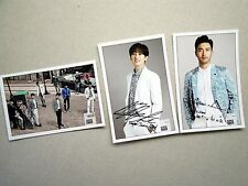 KPOP Super Junnior Siwon Donghae Ryeowook Kyuhyun Photo Stand PopStar  F/Ship