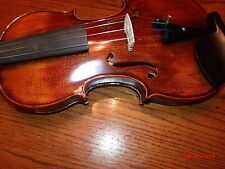 Gorgeous New Flamed Old Italian Style Concert Violin Stradivarius 1716 4/4