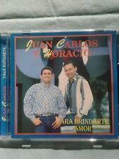 Jua Carlos Y Horacio  'Para Brindarte Amor ' TROPICAL CARIBBEAN VALLENATO  CD