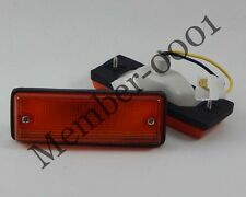Side Marker Turn Signal Light for 81-85 Mitsubishi Champ Dodge A179 Sedan