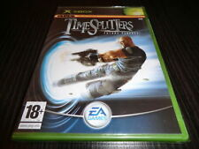 TIME SPLITTERS FUTURE PERFECT  XBOX  BRAND NEW FACTORY SEALED
