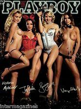 Playboy 1,01/2014 Januar,Playmates des Jahres,Raquel Pomplun,Katarina Bencek,ABO
