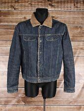 Diesel Gregg-Pelz 787 Men Jeans Jacke Größe XL, Echt