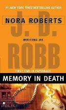 G, Memory in Death, J.D. Robb, 0425210731, Book