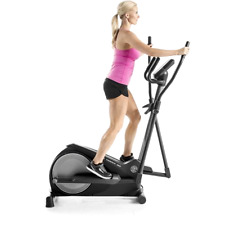 Elliptical Machine Exercise Stride Trainer 380 Compact Fitness Cardio Golds Gym