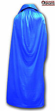 Luchadora Mexican Lucha libre adult size wrestling royal blue cape cloak 6 ft