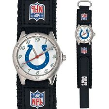 Indianapolis Colts Future Star Youth / Kids Watch w/ Adjustable Velcro Band