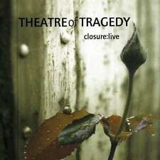 THEATRE OF TRAGEDY Closure:Live Digibook-CD (205293) Female Fronted Gothic Metal