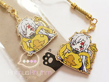 Golden Acrylic straps charm: D.Gray-man Allen Walker Anime