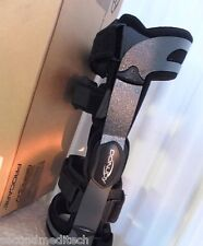 KNIEORTHESE DONJOY OA ADJUSTER L links med. NEU + Zubehör - KNEE BRACE - NEW!