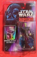 STAR WARS. Prince Xizor Shadows of the Empire. Figurine Kenner 1996 sous blister