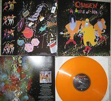 NEU Limited 180g COLOR Vinyl LP A King Of Magic - Queen Freddie Mercury