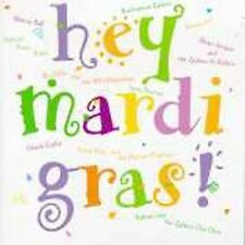 Dollis, Riley, Beausoleil, Carbo: Hey Mardi Gras  Audio Cassette