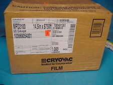 "Sealed Air Cryovac Film Shrink Film MPD2100 14.5"" x 8750' clear"