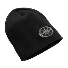 Yamaha Star Side Beanie in Black - One Size - Brand New