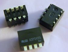 20x ADP04SA Piano DIP switches 4-fach SMD, ALCO