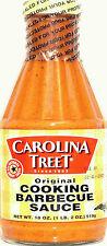 2 Pack Carolina Treet Original Cooking Barbecue Sauce 18 oz