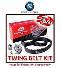 FOR ALFA ROMEO 156 2.4JTD 2001-2005 GATES TIMING CAM BELT KIT + WATER PUMP SET