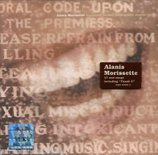 ALANIS MORISSETTE - Supposed Former Infatuation Junkie (UK 17 Trk CD Album)