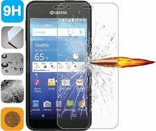 Real Tempered Glass Screen Protector For Kyocera Hydro Reach C6743 Hydro View