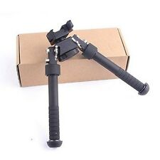 "Hot Sale Adjustable 4.75""-9"" QD Foldable Rifle Bipod w/Picatinny RIS Rail Mount"