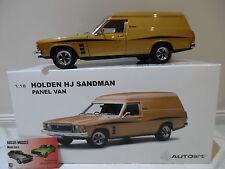 1:18 Biante Holden HJ Sandman Van 308 in Contessa Gold