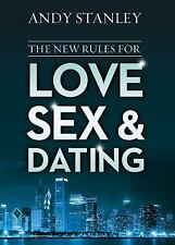 The New Rules for Love, Sex, and Dating by Andy Stanley (2015, Paperback)