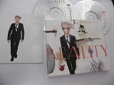 DAVID BOWIE : REALITY 2 CD SPEC EDITION FOLD OUT DIGIPAK ALBUM CDL 512555 9 2003