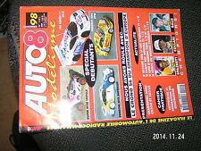 Revue Auto 8 n°151 Nettoyer & reparer resonateur Mc Laren F1 GTR