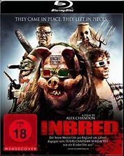 Inbred (ungeschnittener Directors Cut) (Blu-Ray)(FSK 18) mit Jo Hartley