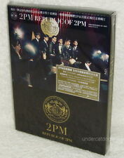 2PM Republic of Taiwan CD+MV DVD+100P (Ltd Ver.B)「making movie+Video」