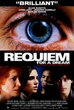 """REQUIEM FOR A DREAM"" Movie Poster [Licensed-NEW-USA] 27x40"" Theater Size"