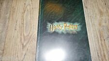 HARRY POTTER la chambre des secrets ! dossier presse scenario cinema 80 pages