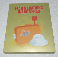 Bluray SteelbookFear and Loathing in Las Vegas UK Steelbook Blu-Ray Region free