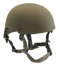Ceradyne / MaxPro Armor Gunfighter Ballistic Helmet High Cut Level 3A IIIA