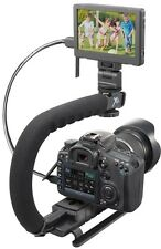 Pro Grip Camera Stabilizing Bracket Handle for Sony SLT-A55V SLT-A55