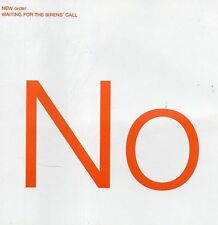 NEW ORDER 2005 CD WAITING FOR THE SIREN'S CALL