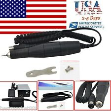 USA SHIP  35K RPM Dental Jewelry Micro Motor Polishing  Handpiece (A-204)