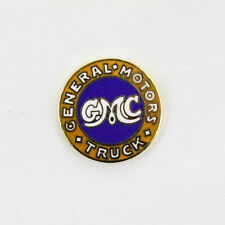 GM GMC Pick Up Trucks Logo US Car Button Hat Pin Anstecker Anstecknadel Badge