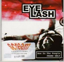 (L439) Eye Lash, Bow to the People - DJ CD