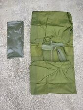 US Military GI Army Heavy Duty Disaster Human Remains Corpse Body Bag Pouch