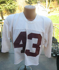 Vintage Football USFL 1984 PITTSBURGH MAULERS Team Issued Used Practice Jersey