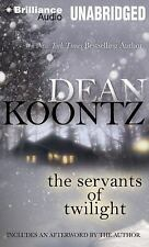 The Servants of Twilight by Dean Koontz (2014, CD, Unabridged)