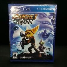 Ratchet & and Clank PS4 Game NEW US version (English Portuguese Spanish French)