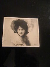 1904 VINTAGE MIDGET POSTCARD MISS RUBY RAY