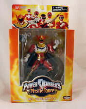 Power Rangers MYSTIC FORCE Red Dragon Figure MAGIRANGER Super Sentai MEGAFORCE