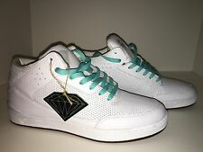 Brand New Diamond Footwear Marquise Mid Top White SZ.10.5 Sneakers HUF Supreme